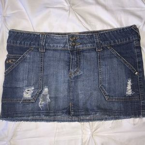 O'Neill Jean Skirt
